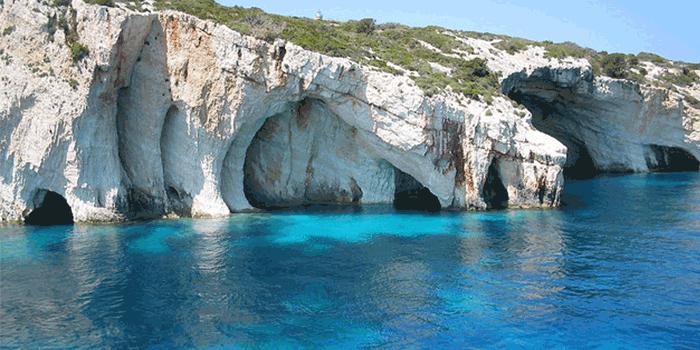 blue-cave